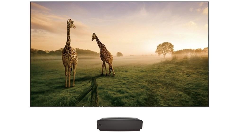 Hisense 100-inch Series L5F 4K UHD Smart Laser TV