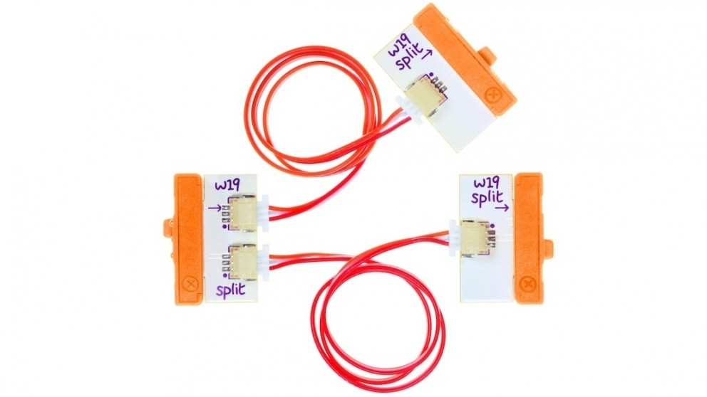 littleBits Wire Bits Split