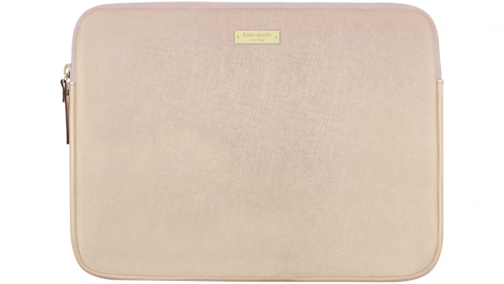"Kate Spade New York 13"" Laptop Sleeve - Rose Gold"