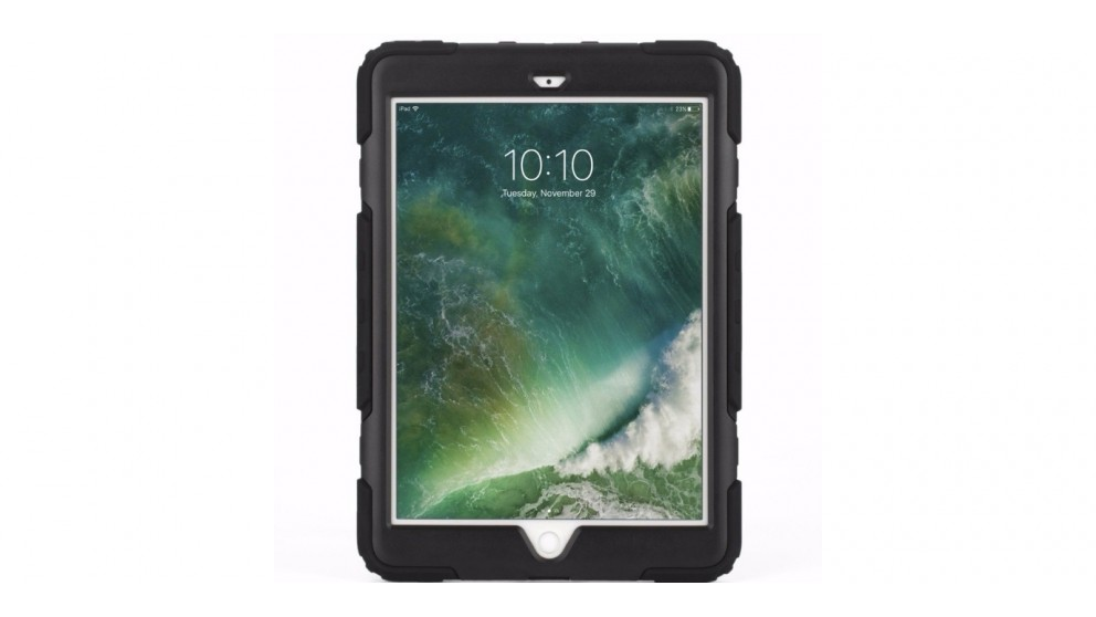Griffin Survivor All Terrain 2017 for iPad 9.7 - Black