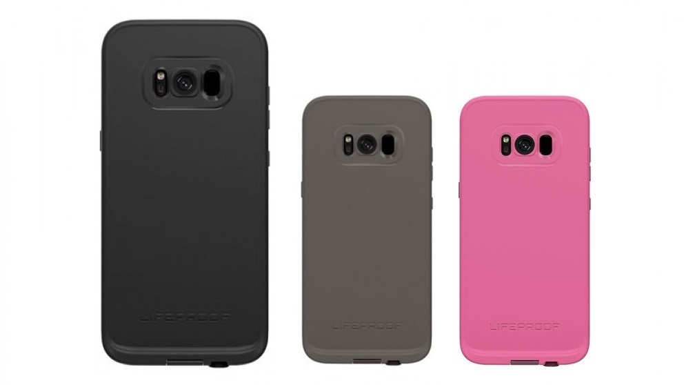 more photos 3027f 38c68 Lifeproof Fre Samsung Galaxy S8+ Case