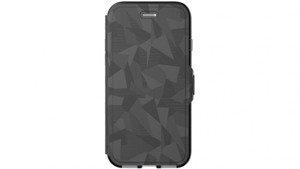 Tech21 Evo Wallet Case for iPhone 8 - Black