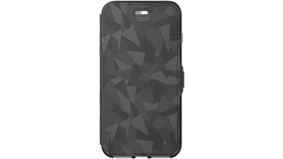 low priced 44497 08dd6 Tech21 Evo Wallet Case for iPhone 8 Plus - Black