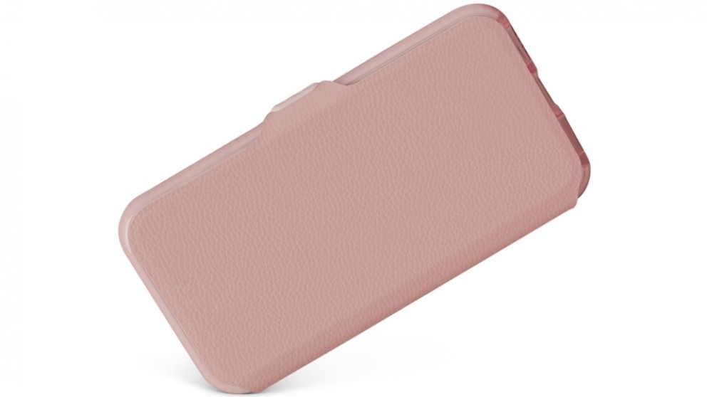 pretty nice c4b97 ad6a3 Tech21 Evo Wallet Case for iPhone X - Pink