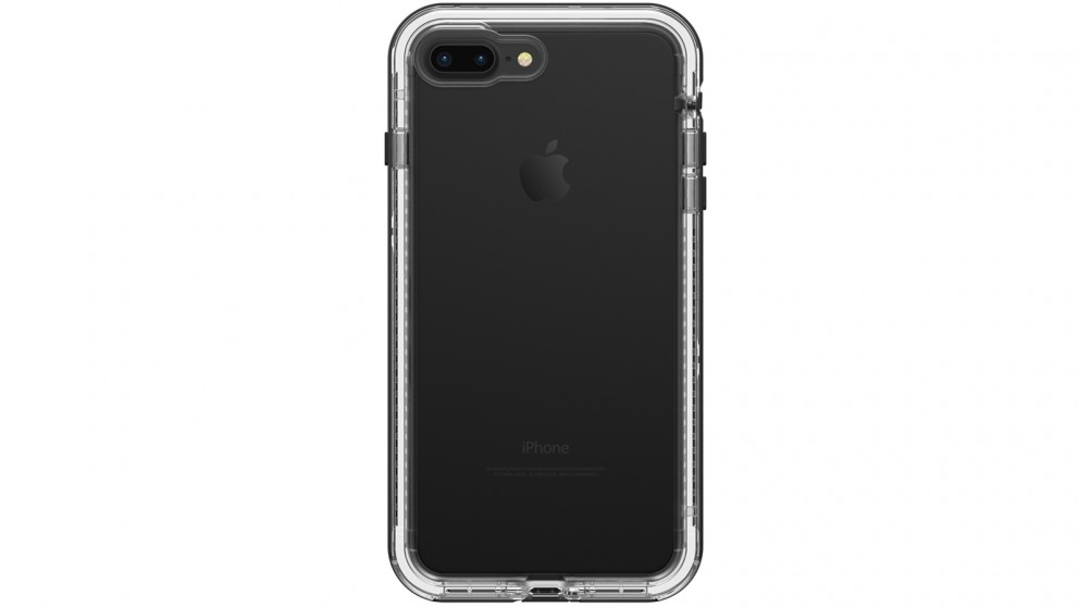 new concept 2ede5 93a1d LifeProof Next Case for iPhone 8 Plus - Black