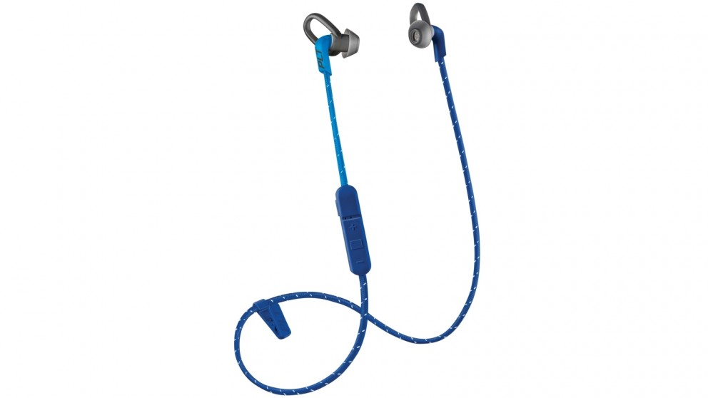5266c092bcd Cheap Plantronics BackBeat Fit 305 In-Ear Wireless Headphone - Blue | Harvey  Norman AU
