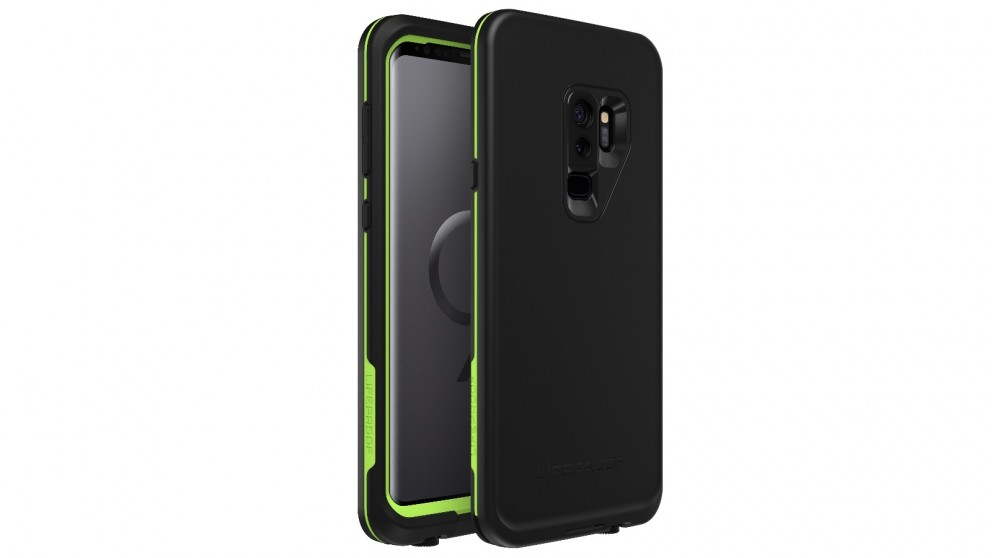 wholesale dealer c772e e6770 Lifeproof Fre Samsung Galaxy S9 Plus Case - Black/Lime