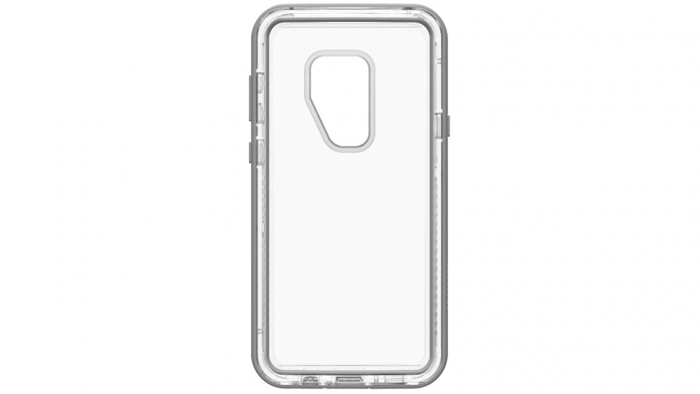hot sales 7af9d 29eac Lifeproof Next Samsung Galaxy S9+ Case - Grey/Clear