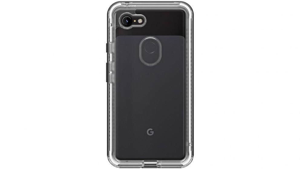 super popular 1c83d 4280a Lifeproof Next Case for Google Pixel 3 - Black Crystal