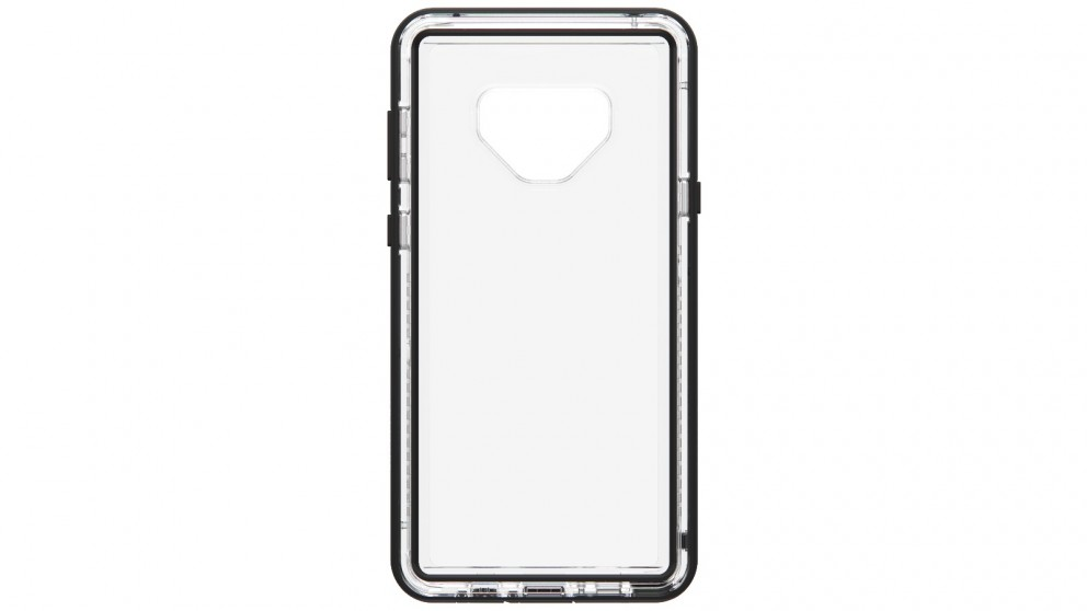 new arrival 46447 8c524 Lifeproof Next Samsung Galaxy Note9 Case - Black/Crystal