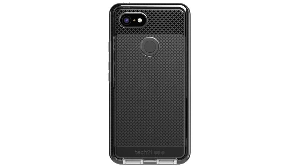 Tech21 Evo Check Case for Google Pixel 3 XL - Smokey Black