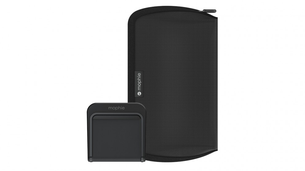 uk availability 5293c 9cf78 Mophie Universal Wireless Charger Travel Kit