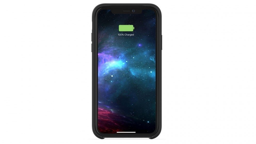 quality design da3c9 88baf Mophie Juice Pack Access for Iphone XR - Black