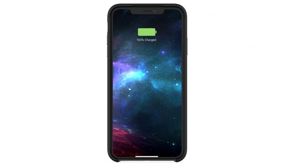 sale retailer eb8c7 fb201 Mophie Juice Pack Access for Iphone XS Max - Black