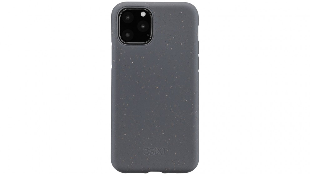 3SIXT Biofleck Case for iPhone 11 Pro , Black