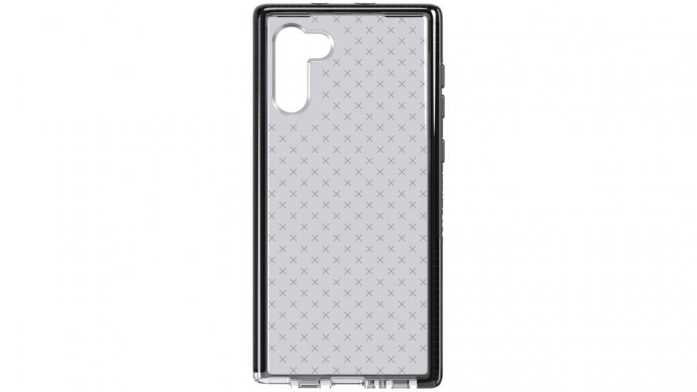 Tech21 Evo Check Case for Galaxy Note10 - Smokey Black