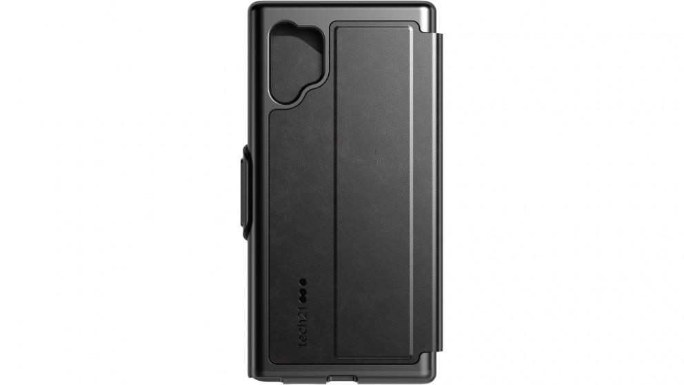 Tech21 Evo Wallet Case for Galaxy Note10+ - Black