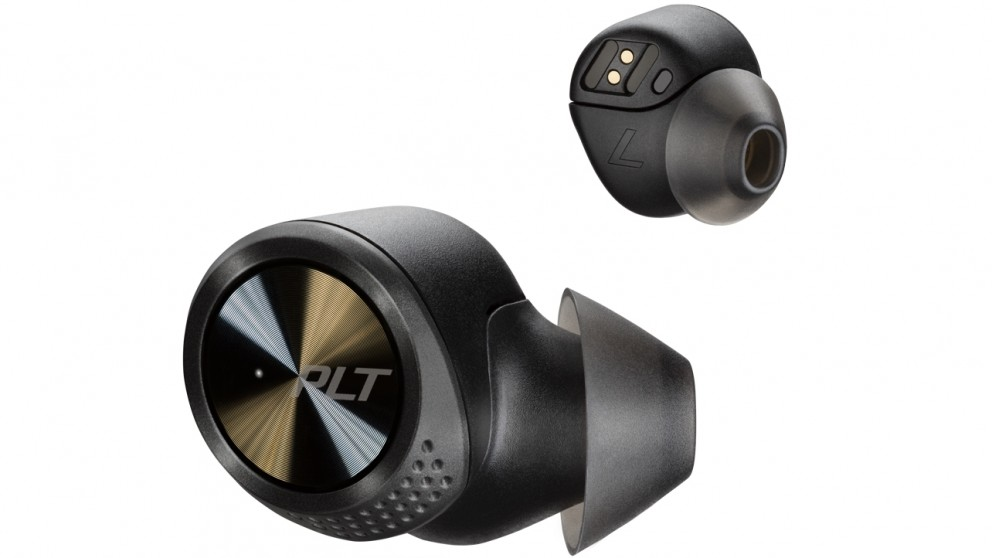 Plantronics BackBeat Pro 5100 Wireless Earbuds - Black