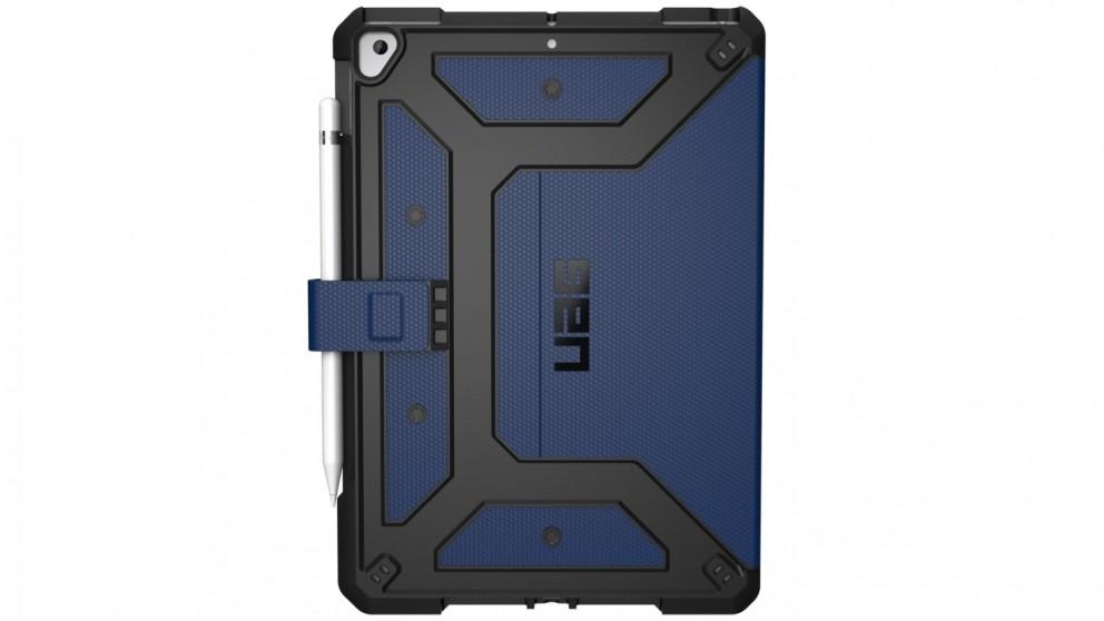 UAG Metropolis Case for iPad 10.2-inch (7th/8th/9th Gen) - Cobalt