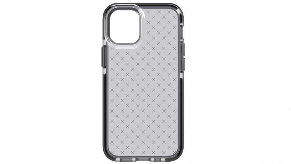 Tech21 Evo Check Case for iPhone 12 mini - Smokey Black