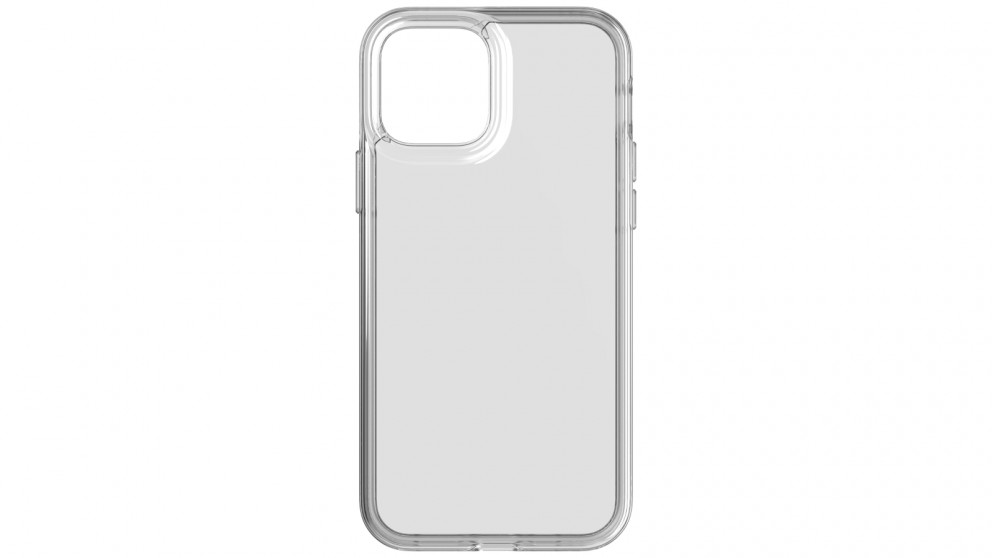 Tech21 Evo Clear Case for iPhone 12/12 Pro - Clear