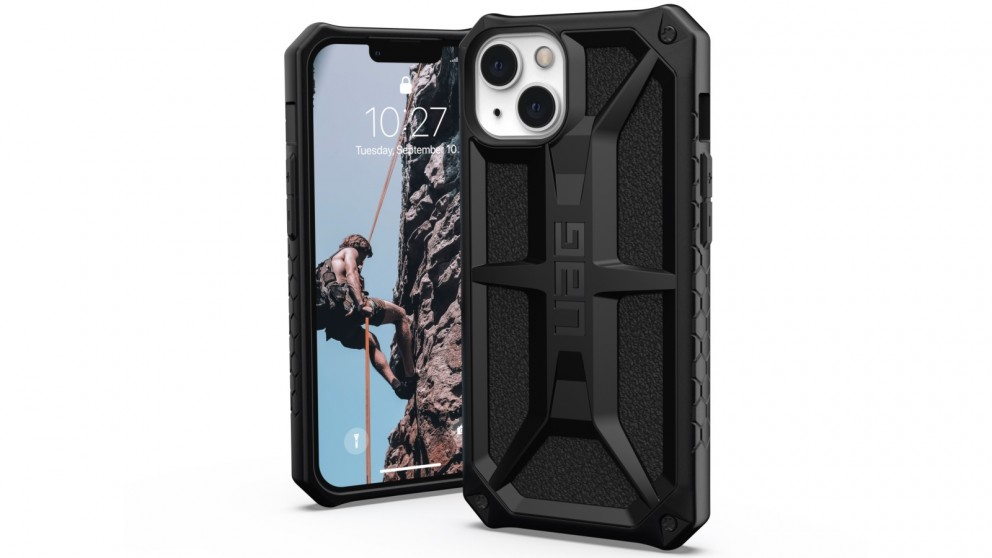 UAG Monarch Case for iPhone 13 - Black