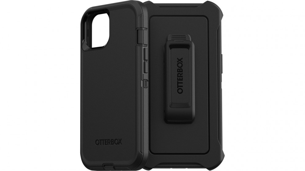 OtterBox Defender Case for iPhone 13 - Black