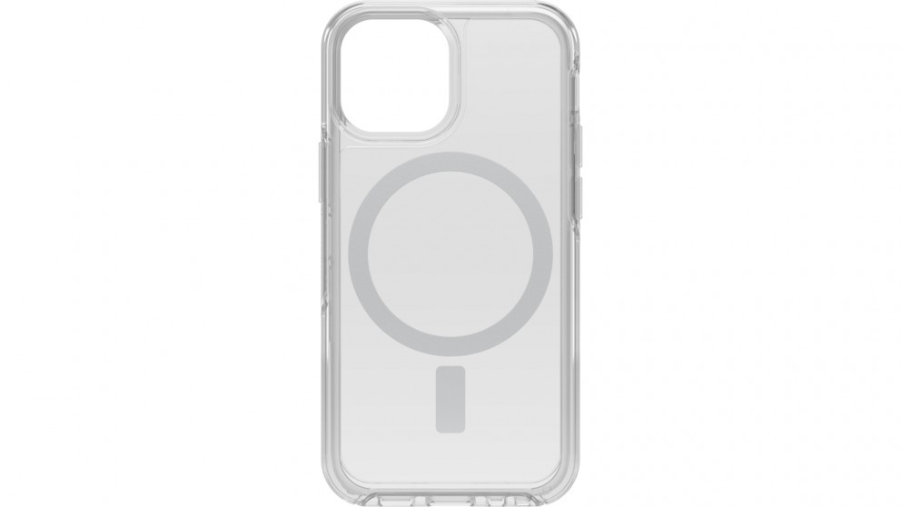 OtterBox Symmetry+ MagSafe Clear Case for iPhone 13 mini - Clear