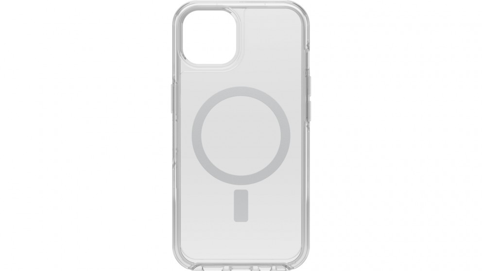 OtterBox Symmetry+ MagSafe Clear Case for iPhone 13 - Clear