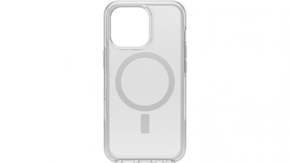 OtterBox Symmetry+ MagSafe Clear Case for iPhone 13 Pro - Clear