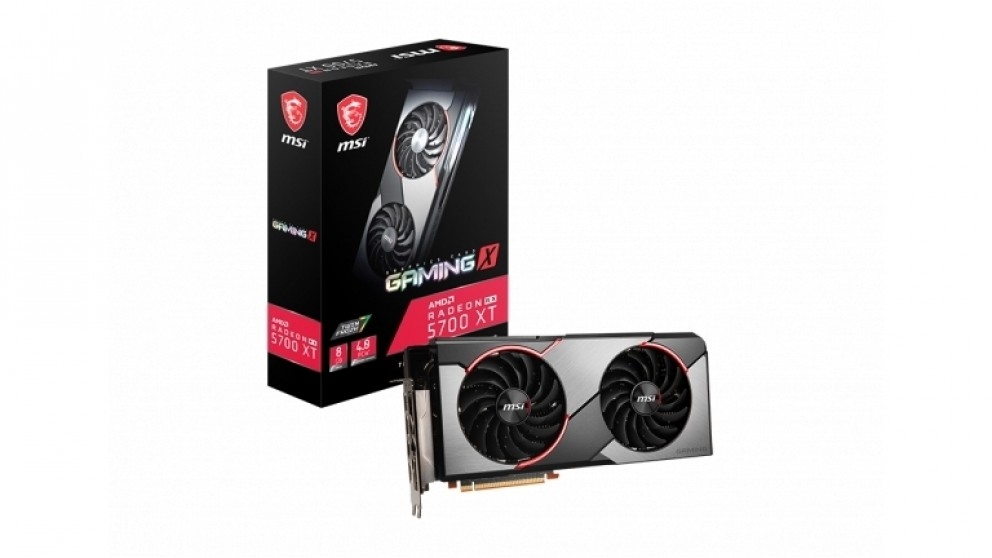 MSI Radeon RX 5700 XT 8GB Gaming X