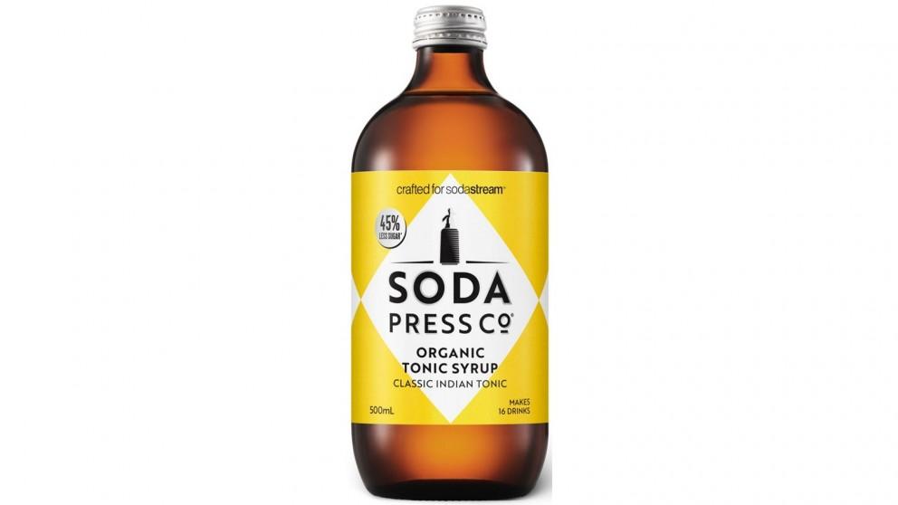 SodaStream Classic Indian Tonic Organic Soda Syrup