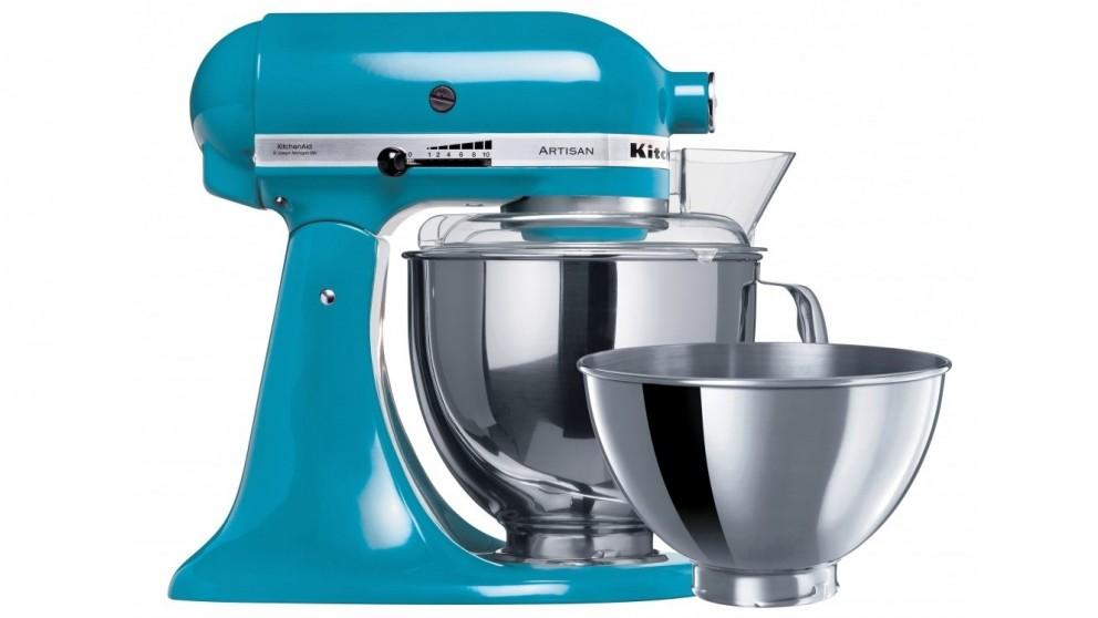 KitchenAid KSM160 Artisan Stand Mixer - Crystal Blue