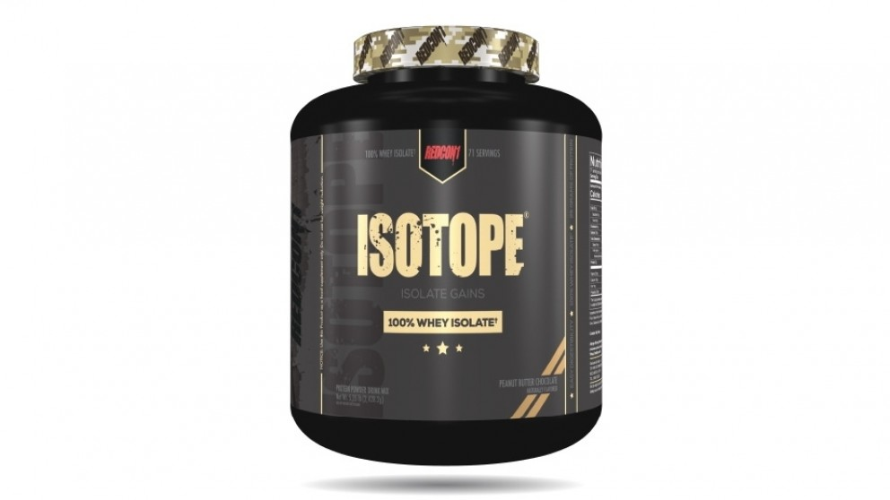 Redcon1 Isotope Whey Peanut Butter Chocolate - 960g