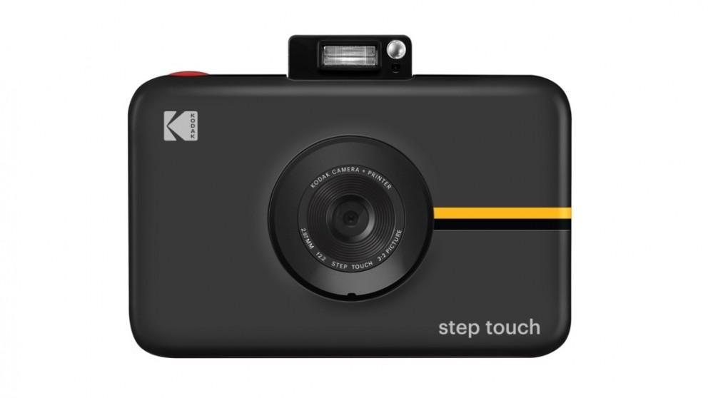 Kodak Step Touch Instant Print Digital Camera - Black