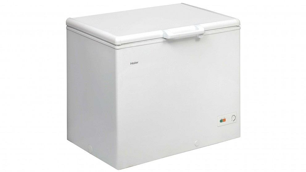 Haier 324L Chest Freezer - White