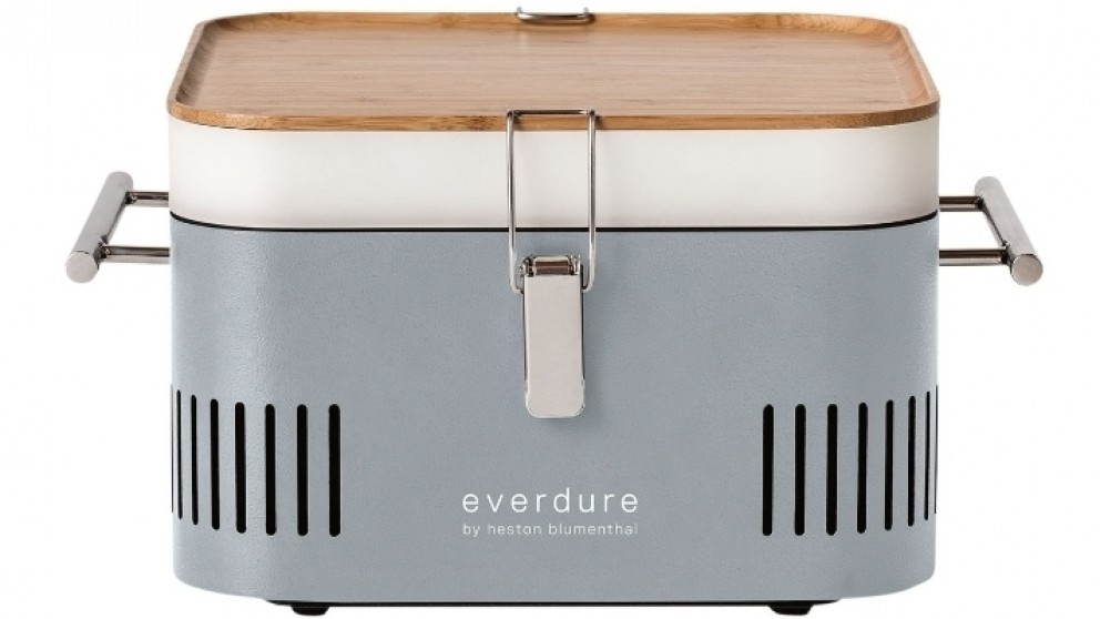 Everdure by Heston Blumenthal CUBE Charcoal BBQ - Stone