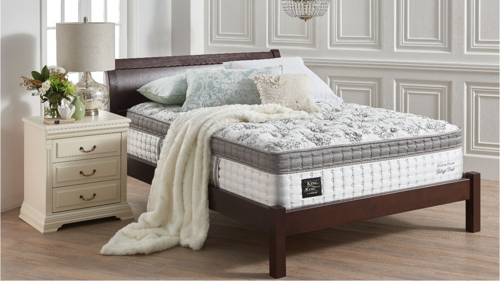 King Koil Platinum Posture Bellagio Plush Long Single Mattress