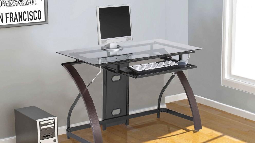Bentwood Computer Desk