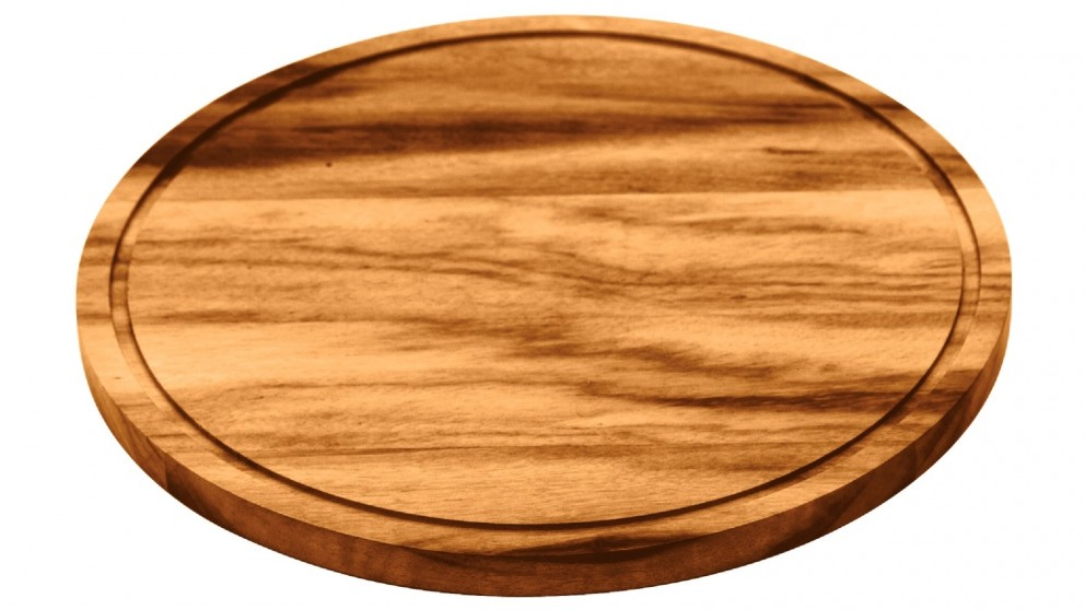 Tramontina Barbecue Round Cutting and Serving Board