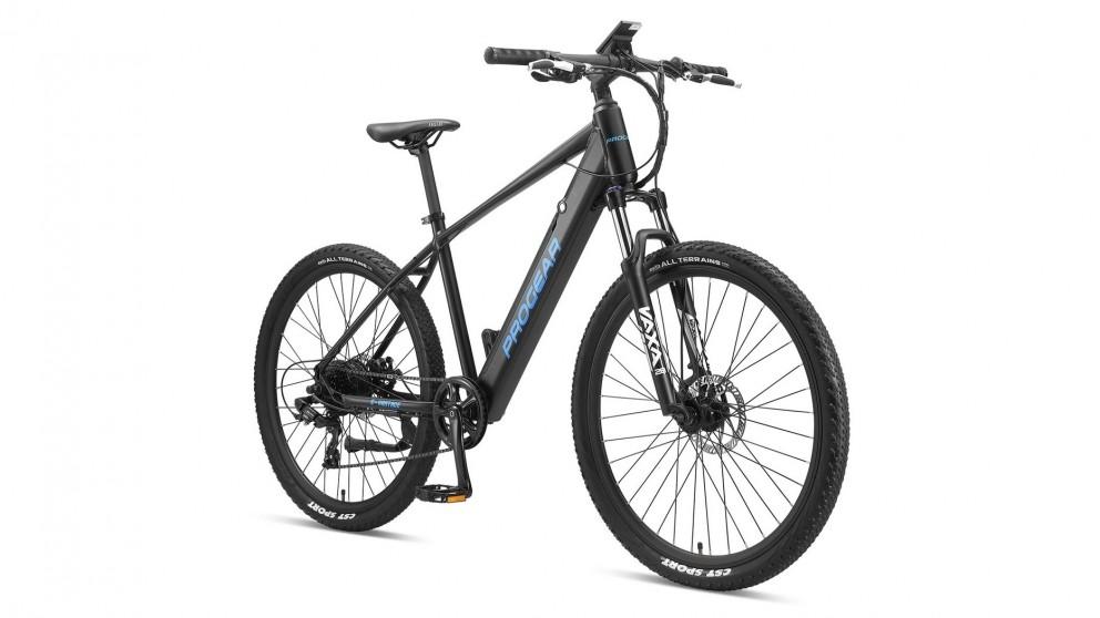 Progear E-Vantage MTB E-Bike Black Shadow - 27.5 inch
