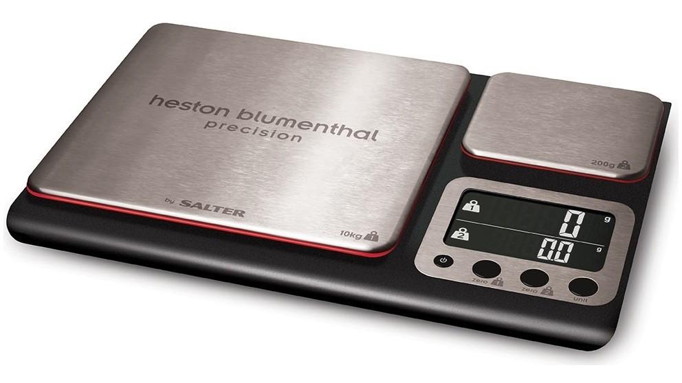 Heston Blumenthal Precision Dual Platform Digital Kitchen Scale