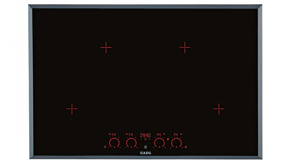 AEG 800mm Pure 4 Zone Induction Cooktop