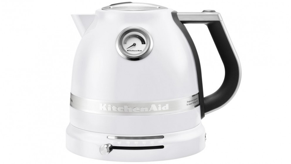 KitchenAid Proline 1.5L Electric Kettle - Frosted Pearl