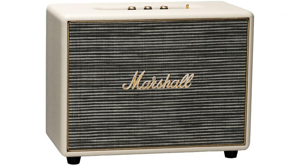 Marshall Woburn Bluetooth Speaker - Cream