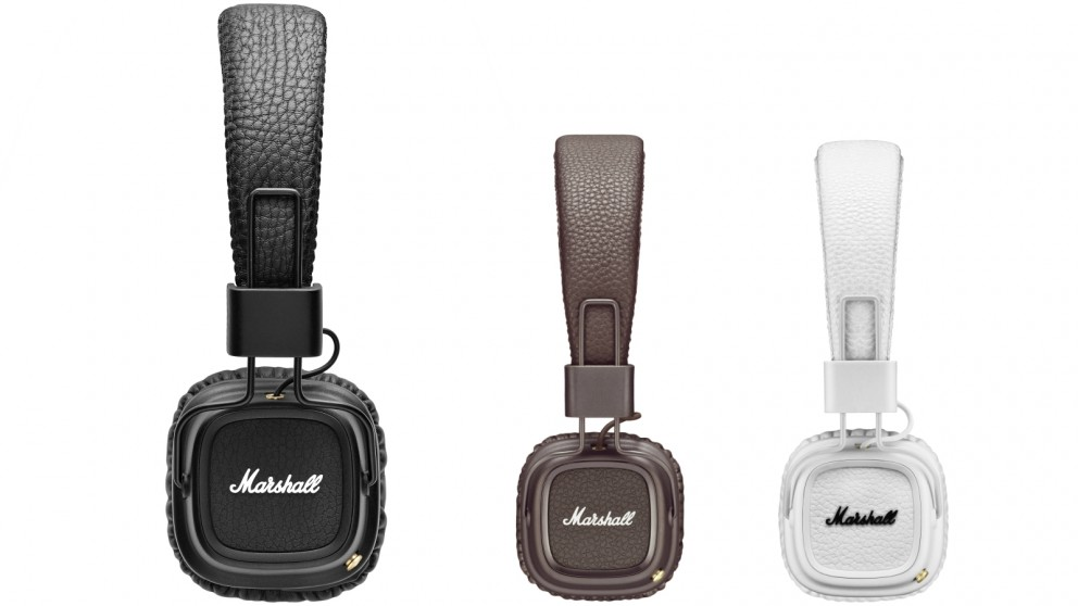 Marshall Major II Wireless On-Ear Headphones