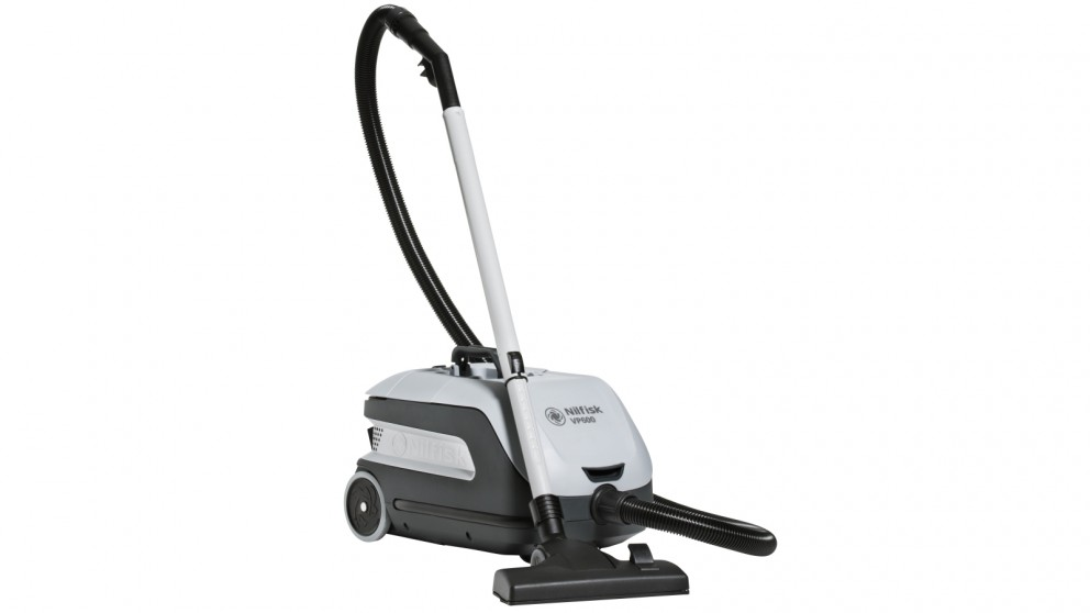 Nilfisk VP600 STD Commercial Dry Vacuum with Rewindable Cord