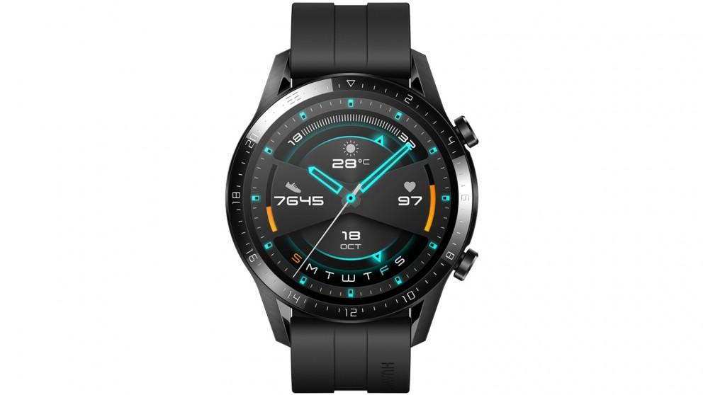 Huawei Watch GT2 Sport Edition 46mm Smart Watch - Matte Black