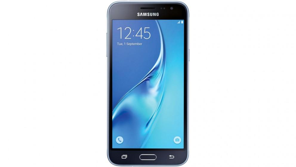 samsung galaxy j3 smartphone 8gb black unlocked mobile phones phones phones accessories u0026 gps harvey norman australia