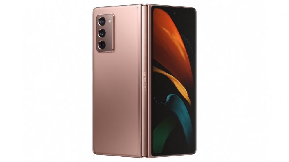 Samsung Galaxy Z Fold2 5G 256GB - Mystic Bronze
